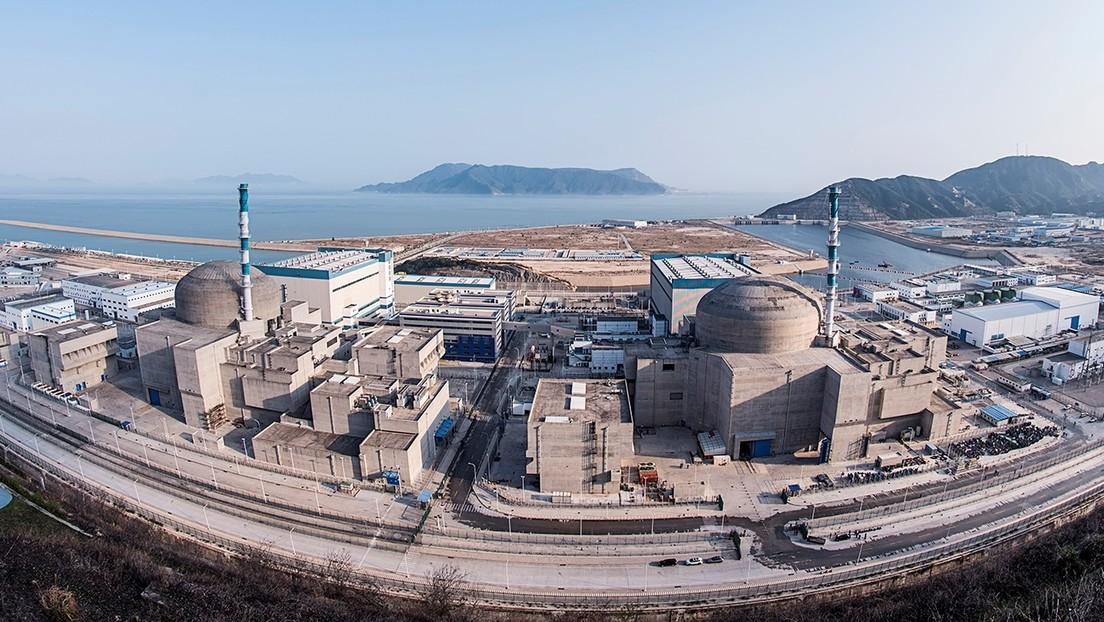 """China afirma que no se registra """"anormalidad"""" en los niveles de radiación cerca de la central nuclear de Taishan, tras reportes de una fuga"""