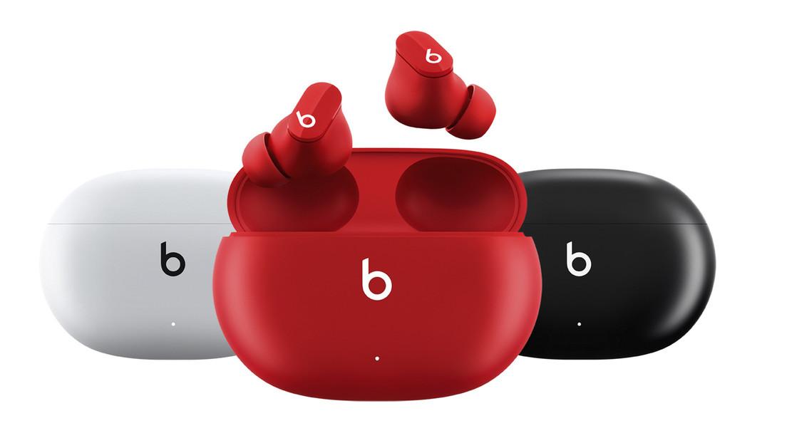 Apple presenta sus nuevos auriculares inalámbricos Beats Studio Buds, compatibles con Android