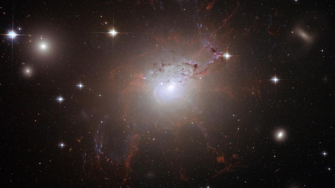 """Detectan un movimiento """"a escalas nunca antes vistas"""" en el espacio intergaláctico"""