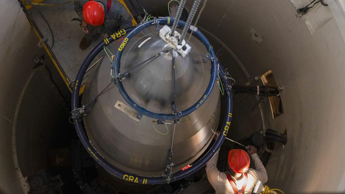 Estados Unidos probará su nuevo misil balístico intercontinental en el 2023