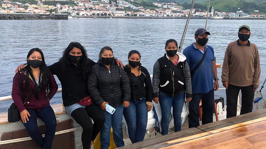 La 'Travesía por la Vida' del Ejército Zapatista llega a Europa con el compromiso de no promover la lucha armada