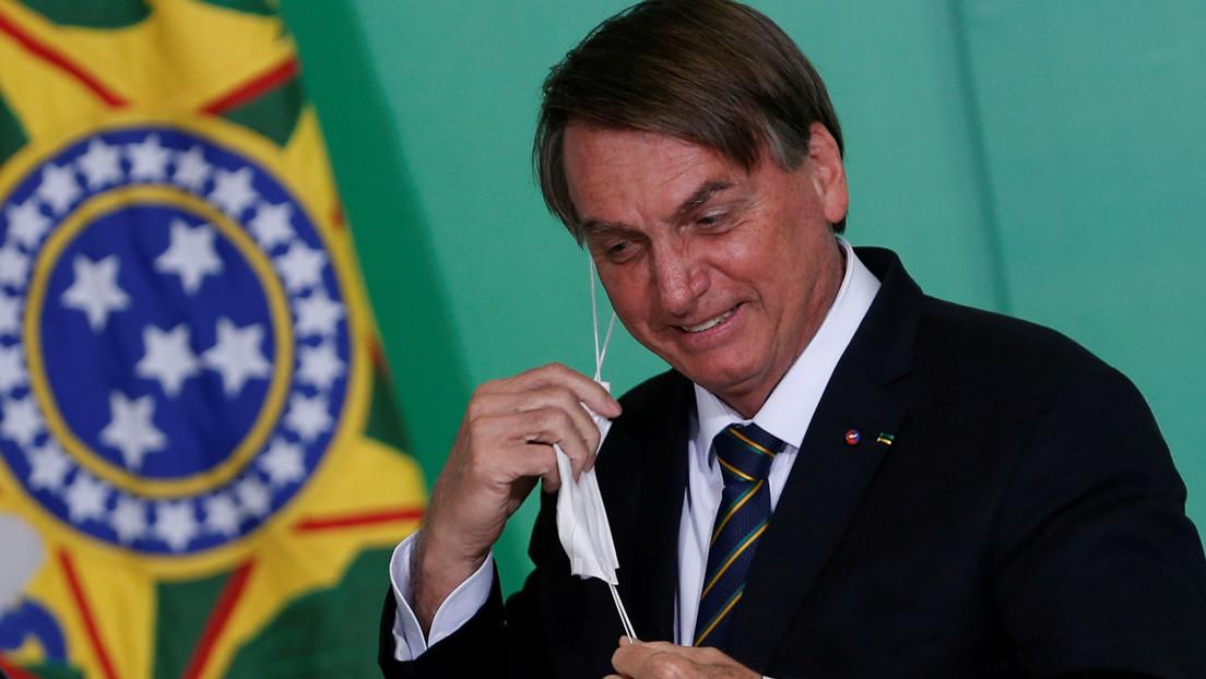 Bolsonaro promete vetar el proyecto legislativo que crearía un certificado de inmunización contra el covid-19 y otras enfermedades