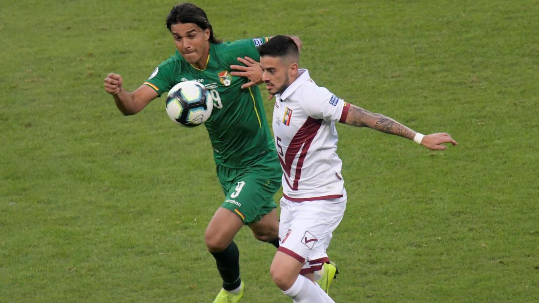 Futbolista boliviano critica a la Conmebol por los casos de coronavirus en plena Copa América y podría ser sancionado