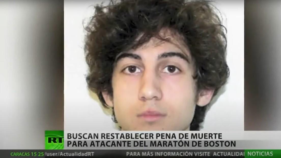 Fiscales de EE.UU. piden nuevamente pena de muerte para el atacante del maratón de Boston