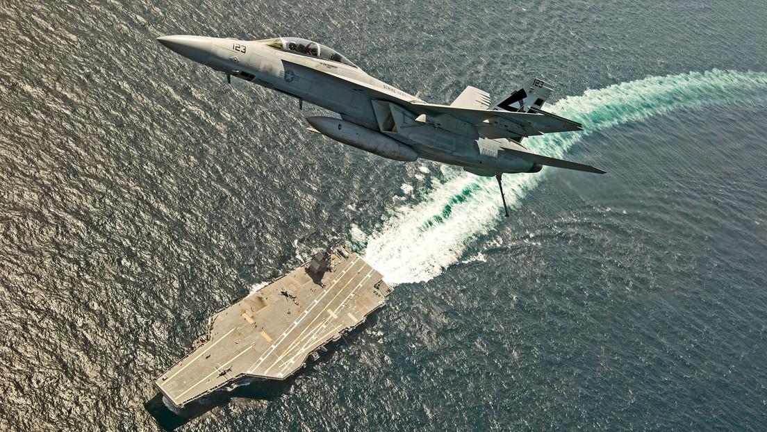 Reportan que EE.UU. considera establecer un grupo permanente de sus buques de guerra en el Pacífico para contrarrestar a China