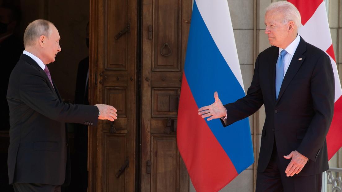 """Putin, después de la reunión con Biden: """"No me dejó nuevas ilusiones, tampoco es que haya tenido viejas ilusiones"""""""
