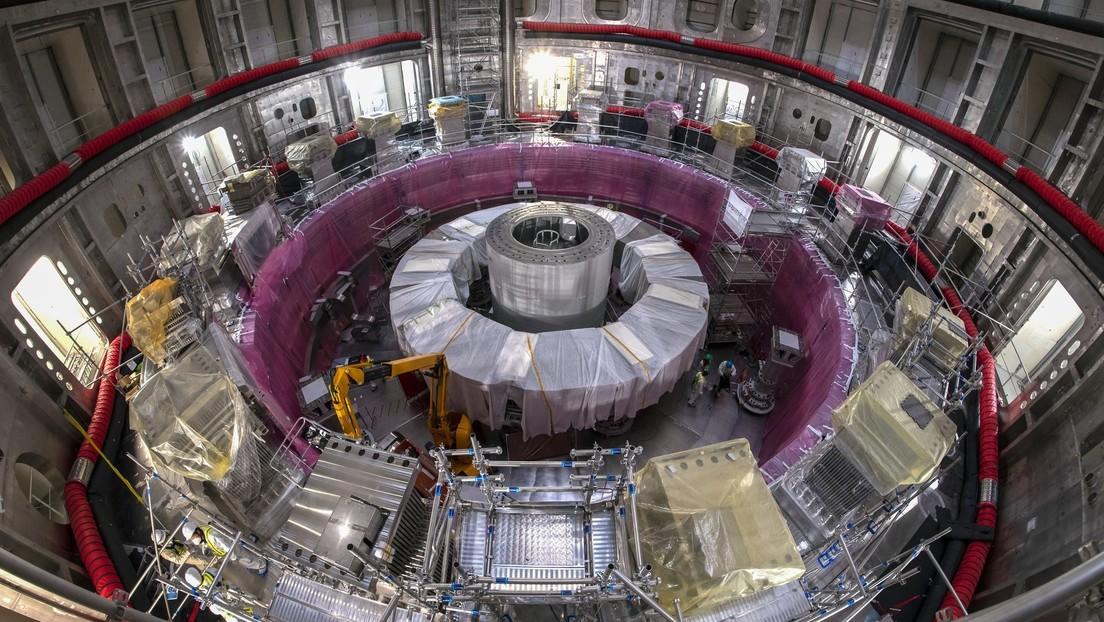 El primer módulo del imán más poderoso del mundo se prepara para iniciar su viaje al corazón del megaproyecto de fusión nuclear ITER