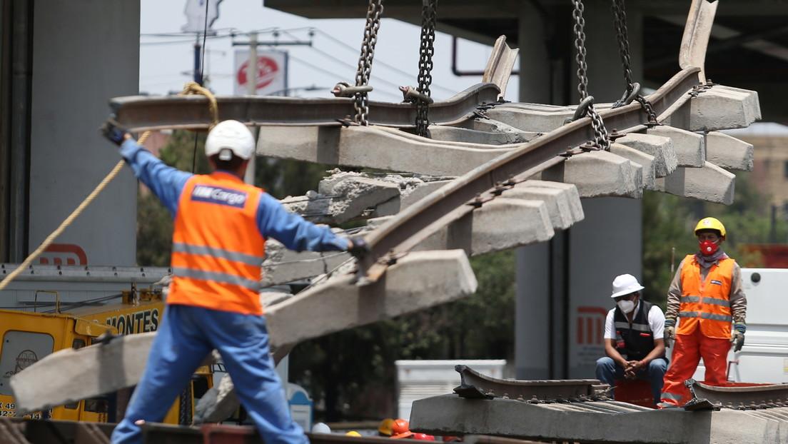 Falla estructural y deficiencias en construcción: informe preliminar explica las causas del accidente en la Línea 12 del Metro de Ciudad de México