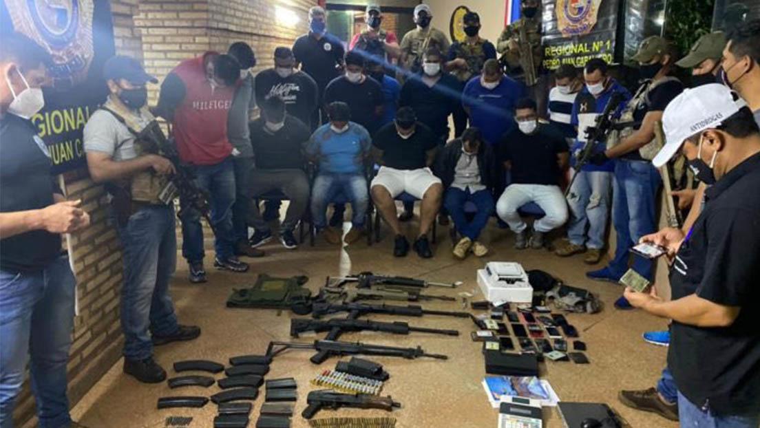¿Narcos disfrazados de estudiantes de medicina? Investigan en Paraguay supuestos vínculos entre una universidad privada y bandas criminales de Brasil