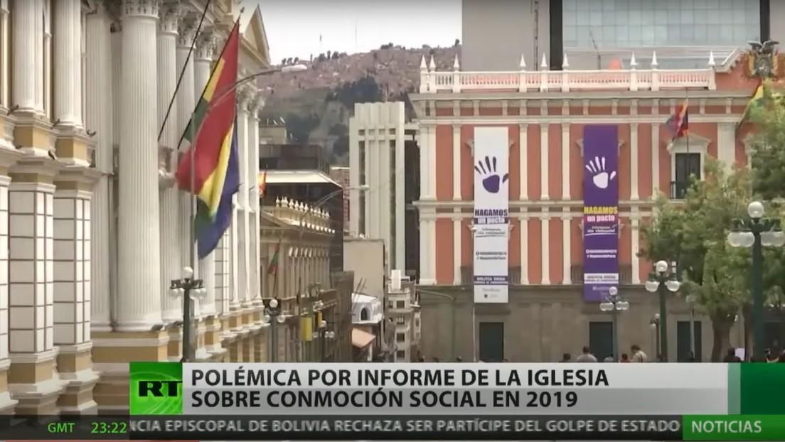 Polémica en Bolivia por informe de la Iglesia sobre la conmoción social de 2019
