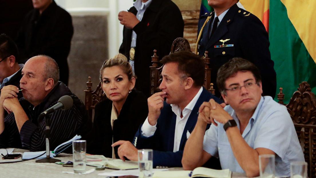 El régimen de Áñez habría planeado un segundo golpe de Estado con mercenarios de EE.UU. para impedir que Arce asumiera el poder en Bolivia