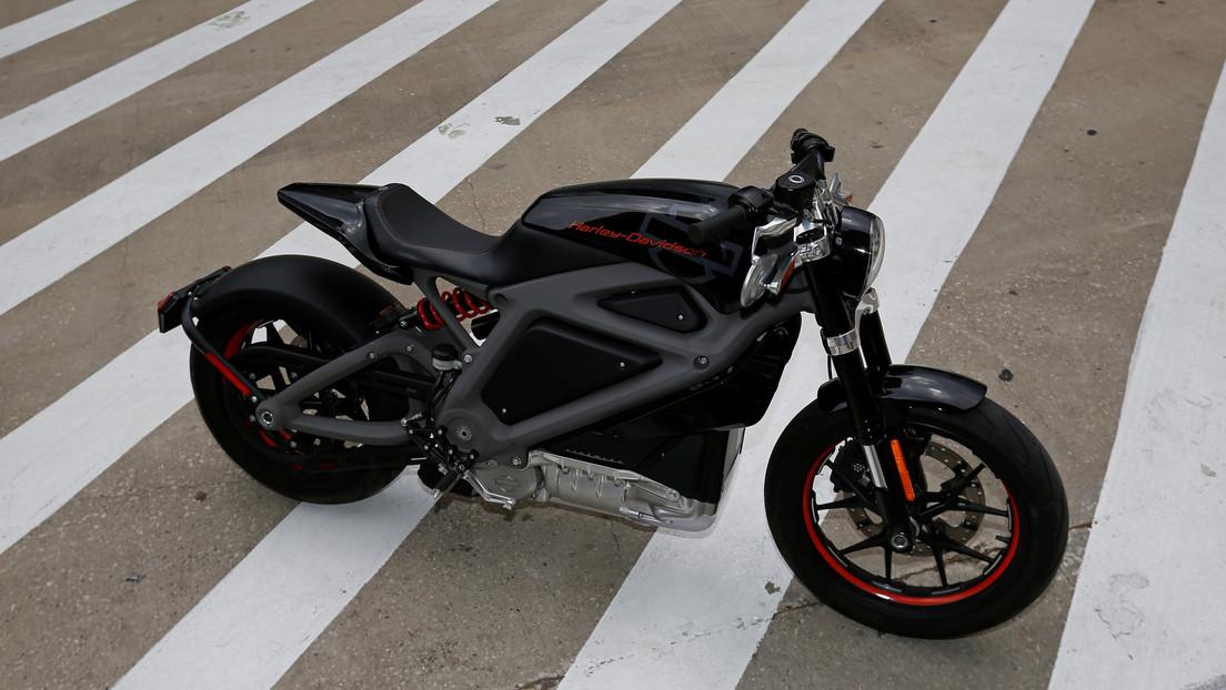 Filtran nuevos detalles de la próxima moto eléctrica de Harley-Davidson