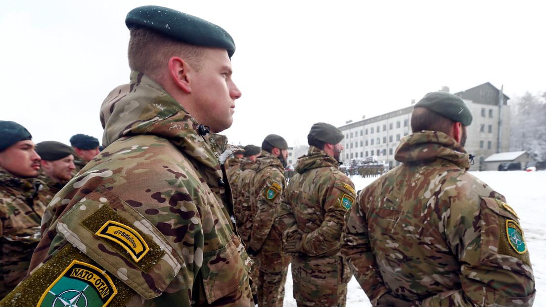 Alemania retira a unos 30 militares de Lituania, acusados de cantar canciones nazis, hacer comentarios antisemitas y violencia sexual