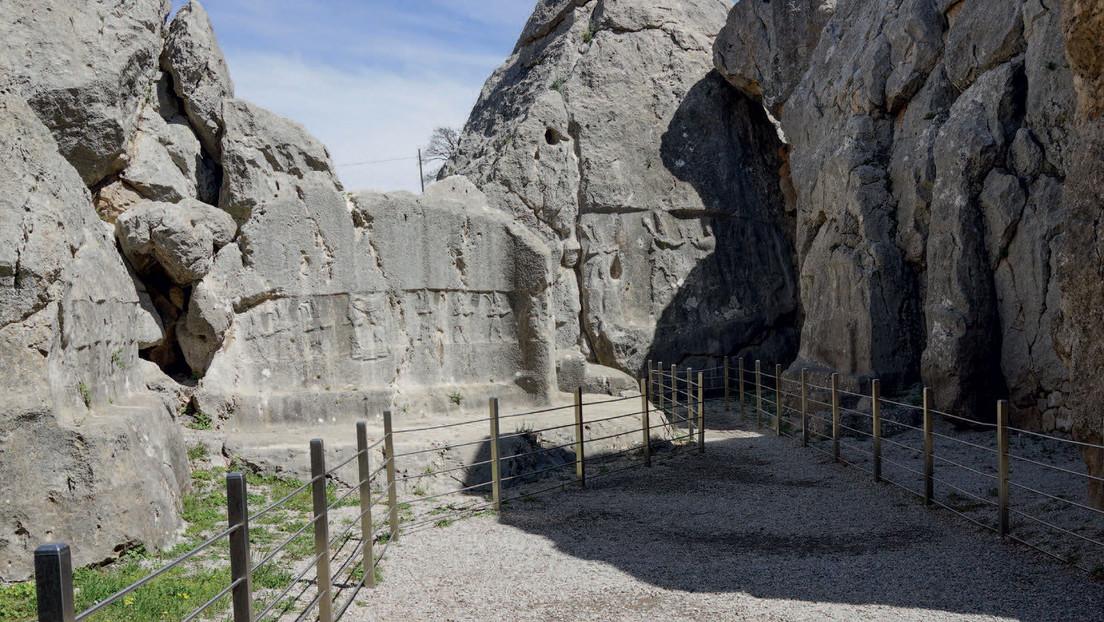 FOTOS: Sugieren que un templo turco de hace más de 3.000 años podría ser una representación simbólica del cosmos