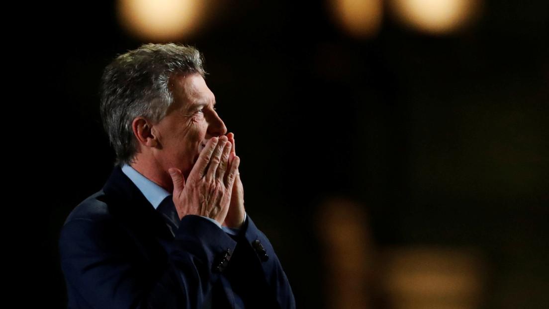 """El expresidente argentino Mauricio Macri define al coronavirus como """"una gripe un poco más grave"""" y luego se disculpa"""