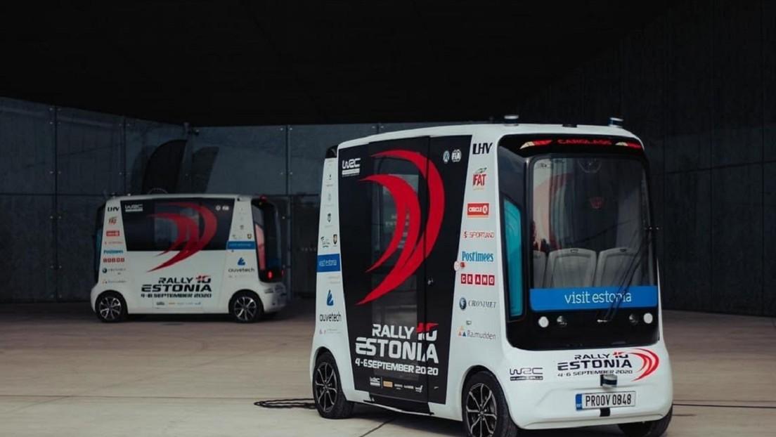 Este país aprueba el uso en las calles del primer vehículo autónomo de hidrógeno del mundo