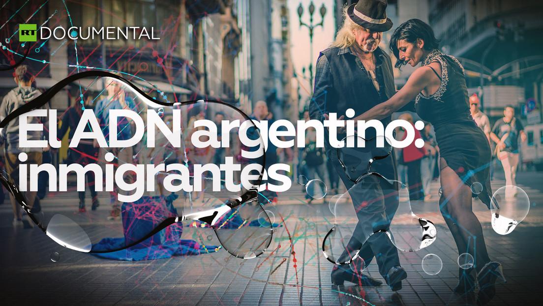 El ADN argentino