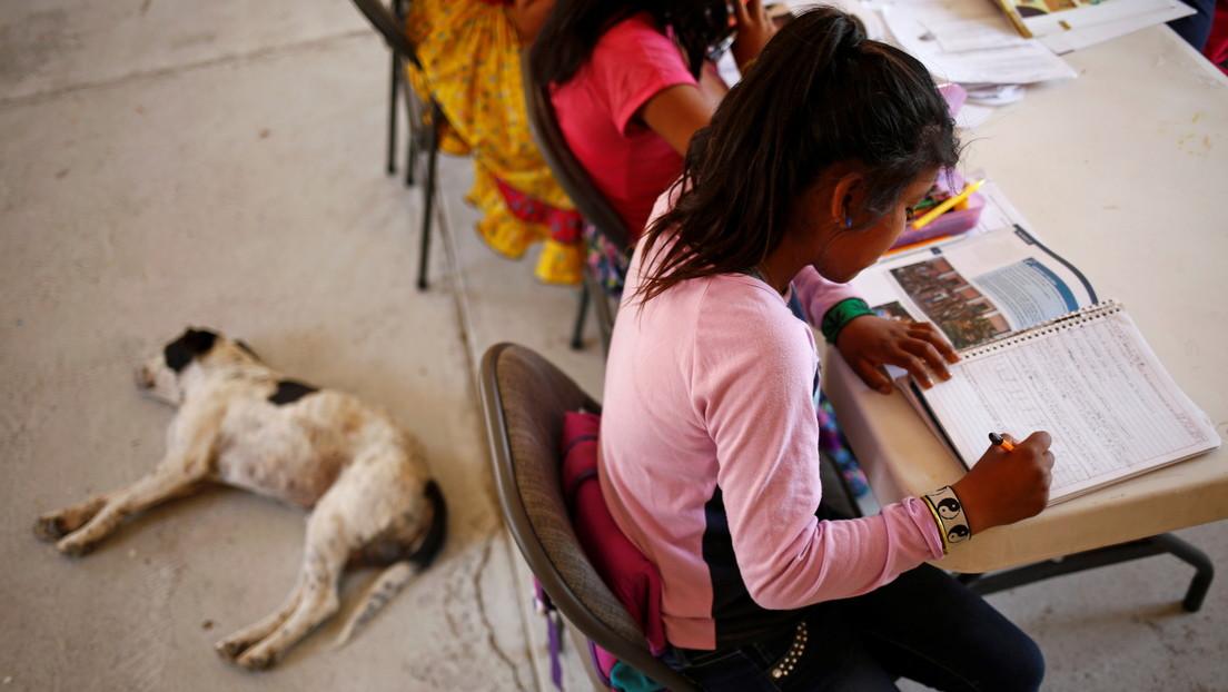 Ciudad de México suspende las actividades presenciales en las escuelas debido al aumento de los casos de coronavirus