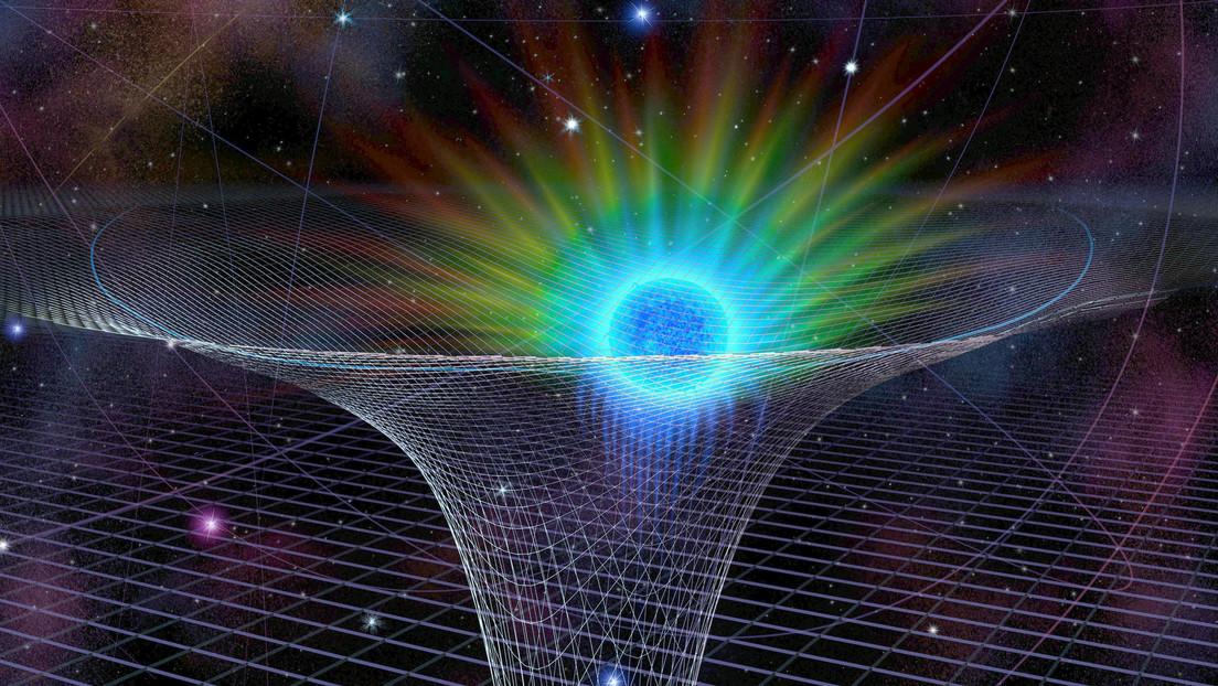 Descubren qué pudo haber causado la formación de agujeros negros supermasivos en los orígenes del universo