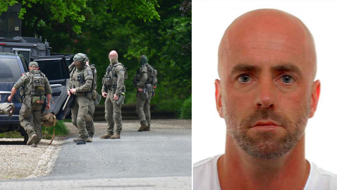 Encuentran muerto al militar que amenazó al Gobierno, al Ejército y a un virólogo en Bélgica y era buscado por la Policía desde hace más de un mes