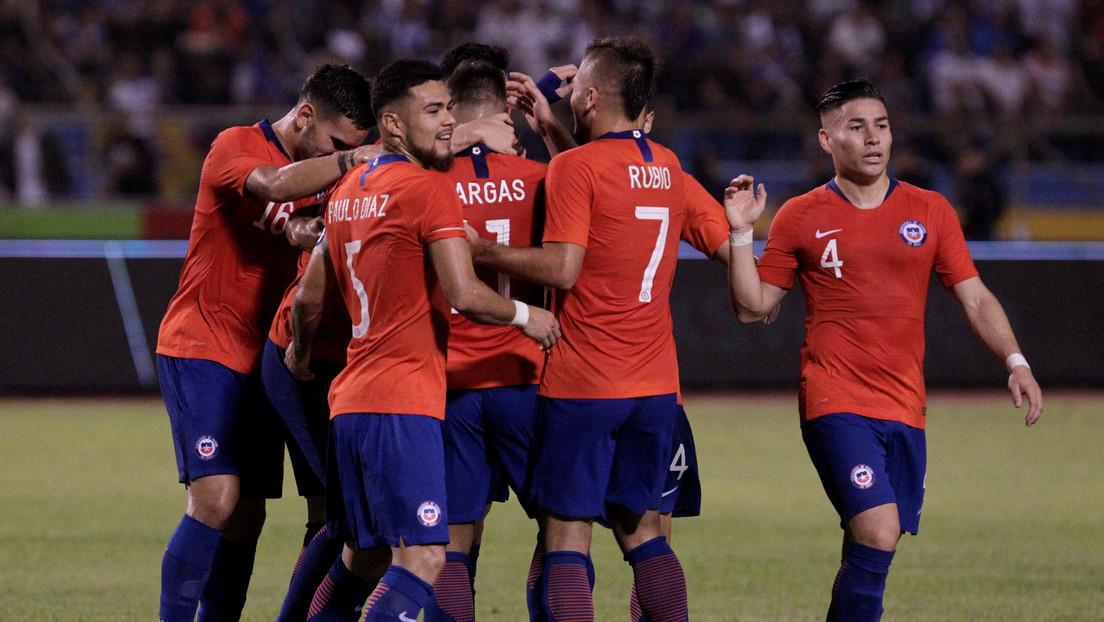 La visita de un peluquero a la selección de Chile provoca una denuncia de la Conmebol y posibles multas cuantiosas