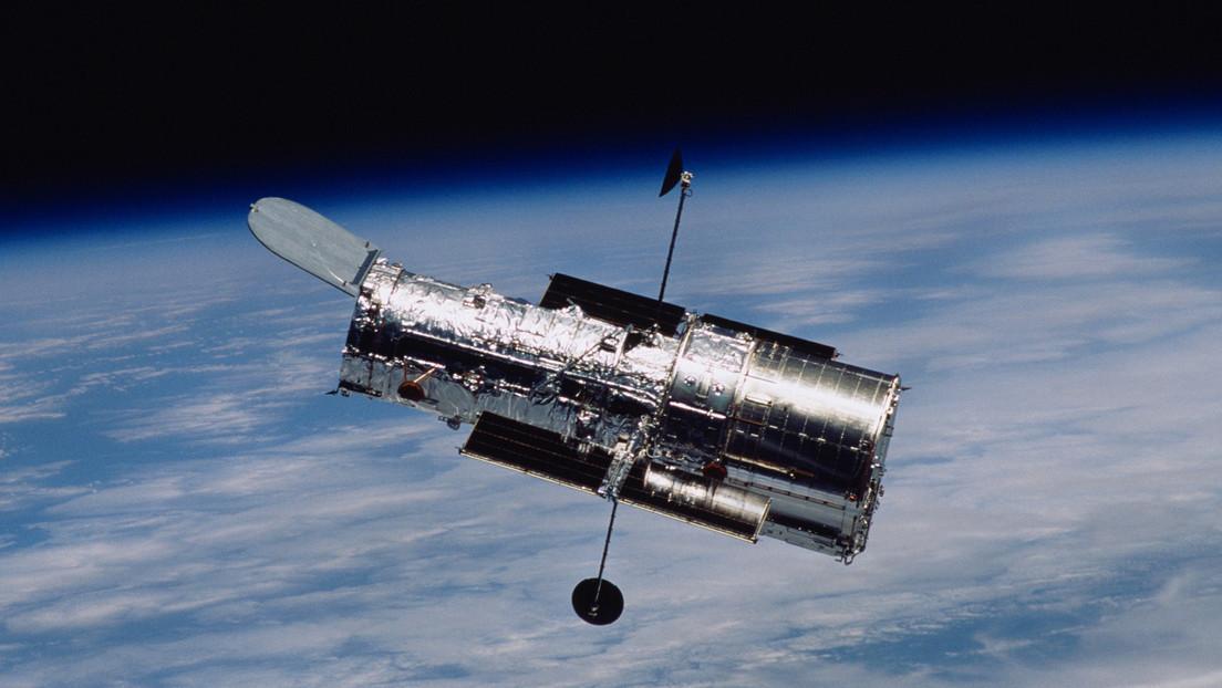 La NASA continúa trabajando para resolver la falla en la computadora de carga útil del telescopio espacial Hubble