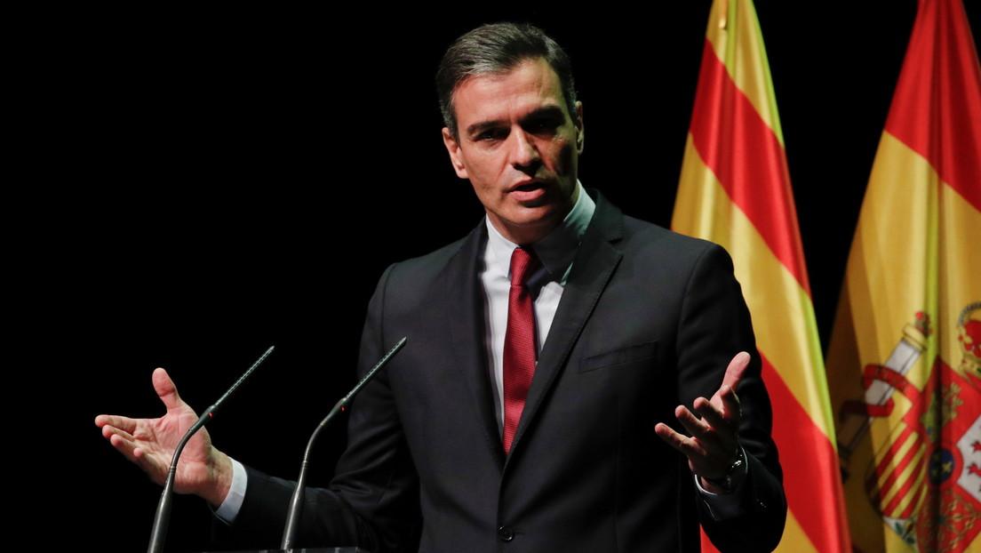 Sánchez anuncia que mañana se firmarán los indultos para 9 líderes independentistas catalanes