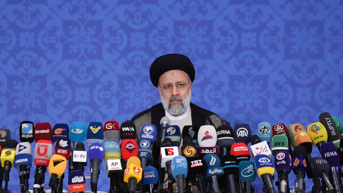 """Presidente electo de Irán: """"Teherán cumplirá con el acuerdo nuclear si beneficia al pueblo iraní"""""""