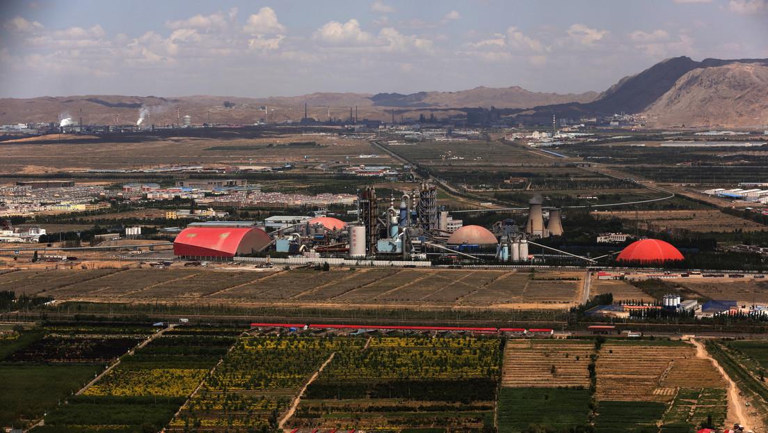 China descubre su mayor yacimiento de petróleo de esquisto