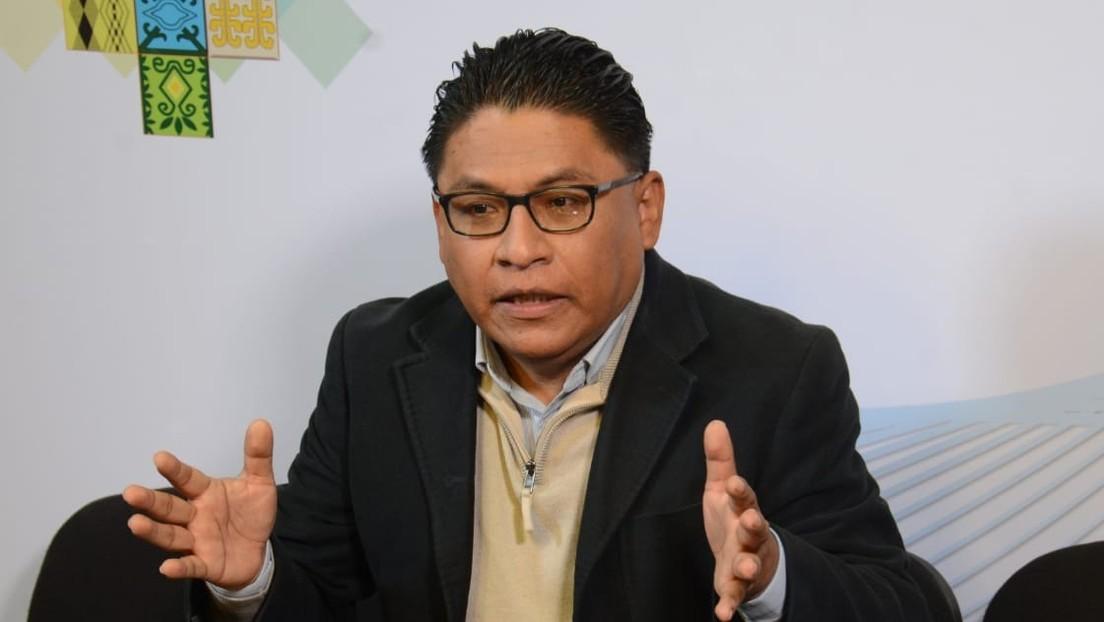 """El ministro de Justicia de Bolivia denuncia que existe un """"movimiento sedicioso"""" contra Arce y anuncia una investigación"""