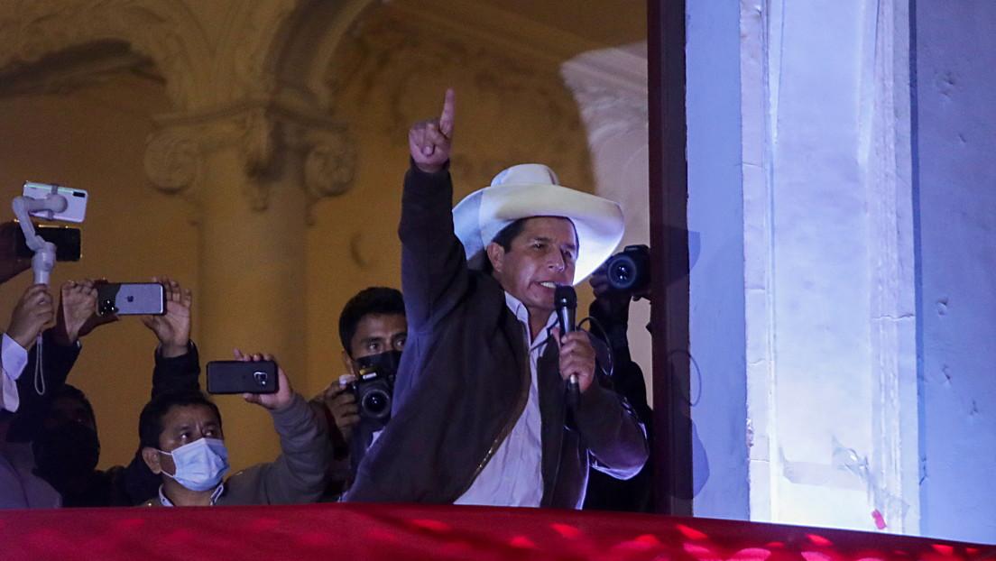 Los 5 desafíos que enfrentará Pedro Castillo como presidente de Perú (y el primero es juramentarse)