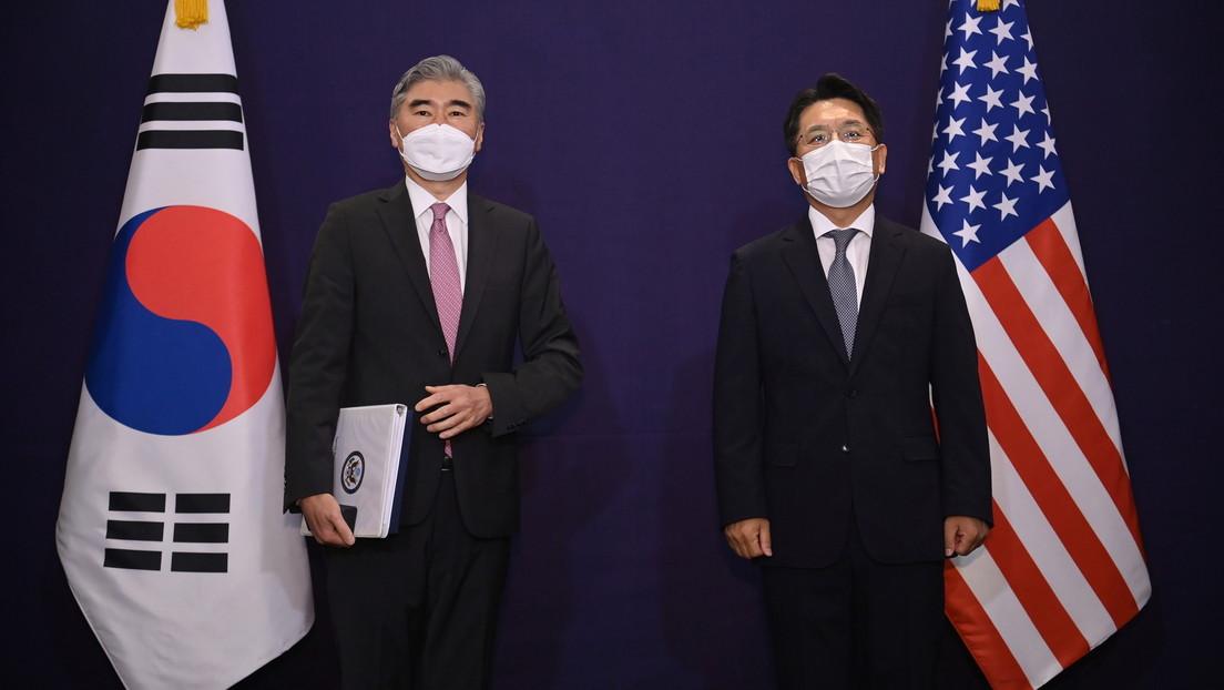 """El nuevo enviado de EE.UU. para Corea del Norte espera una """"respuesta positiva pronto"""" de Pionyang sobre el diálogo"""