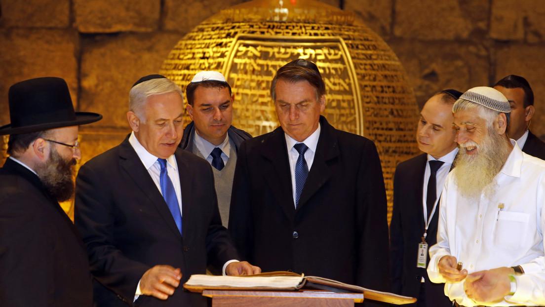 Brasil sería para Israel la mejor fuente mundial de emigrantes judíos cualificados