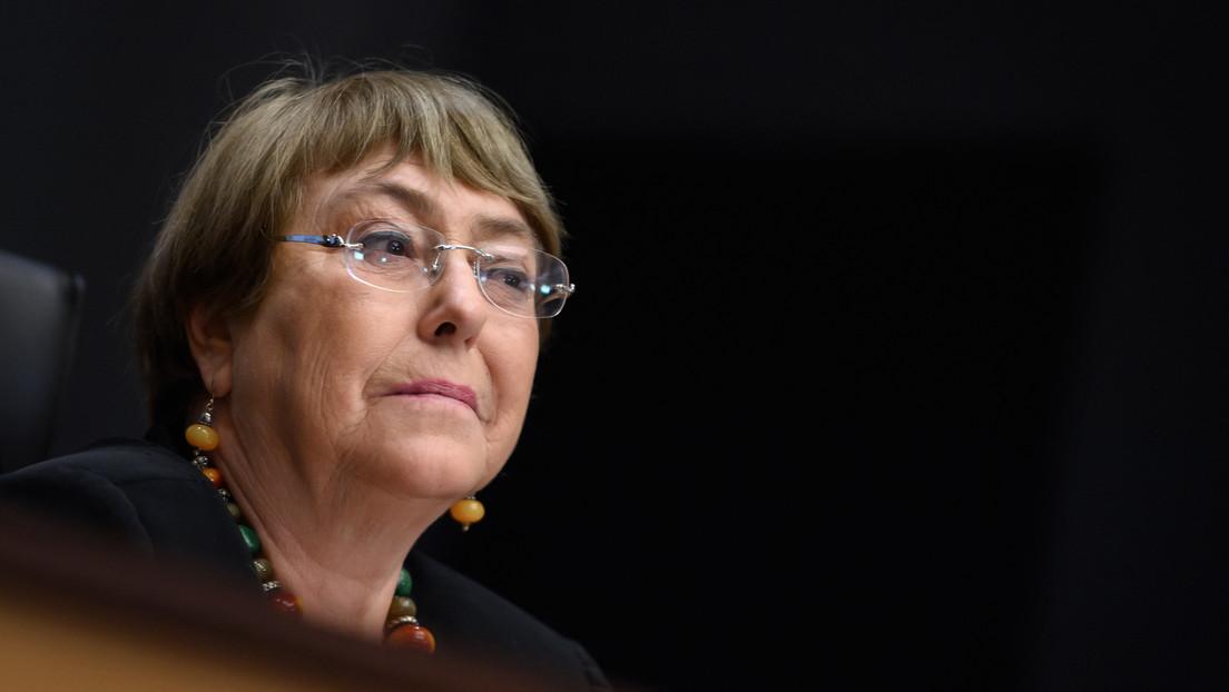 """Bachelet condena la violencia en las manifestaciones de Colombia y pide """"tolerancia cero"""" a los abusos policiales"""