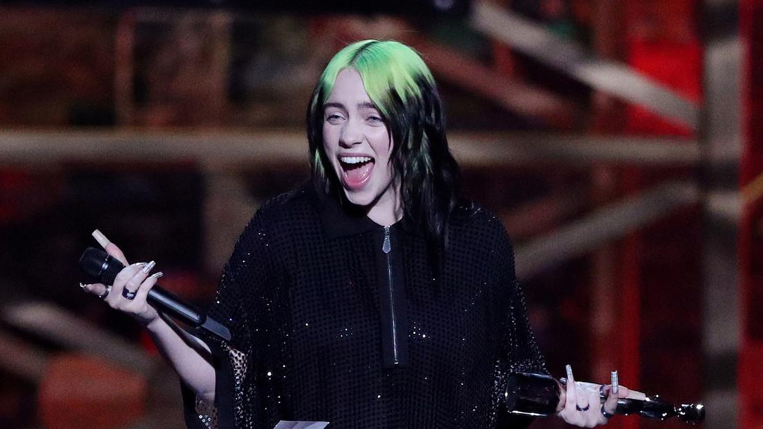 Billie Eilish es criticada por sus fans chinos por un presunto video racista