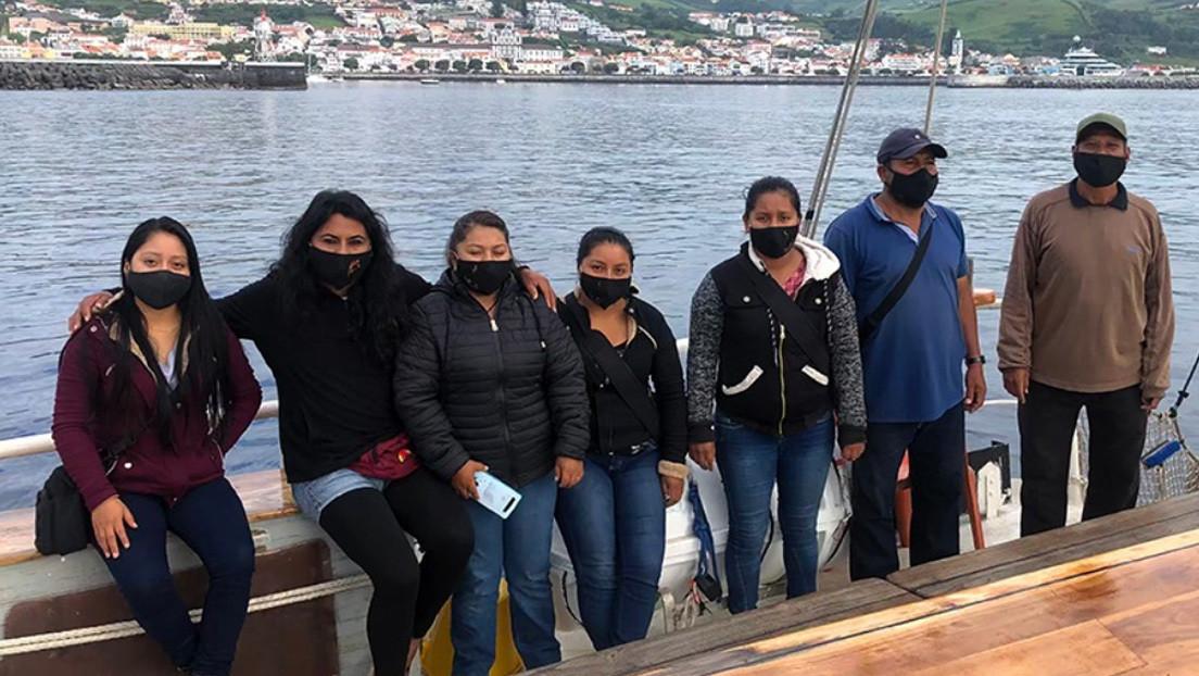 """""""Nunca más un mundo sin nosotros"""": el EZLN comienza en Europa la histórica 'Travesía por la vida'"""