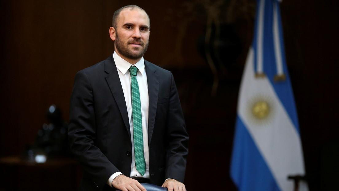 El ministro de Economía de Argentina anuncia el pago de 430 millones de dólares al Club de París para evitar el 'default'