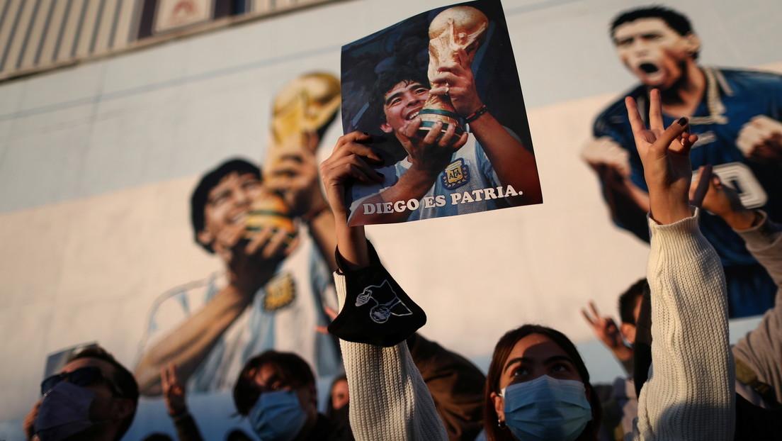 Argentina vuelve a gritar el 'Gol del siglo' a 35 años de la jugada más recordada de Diego Maradona