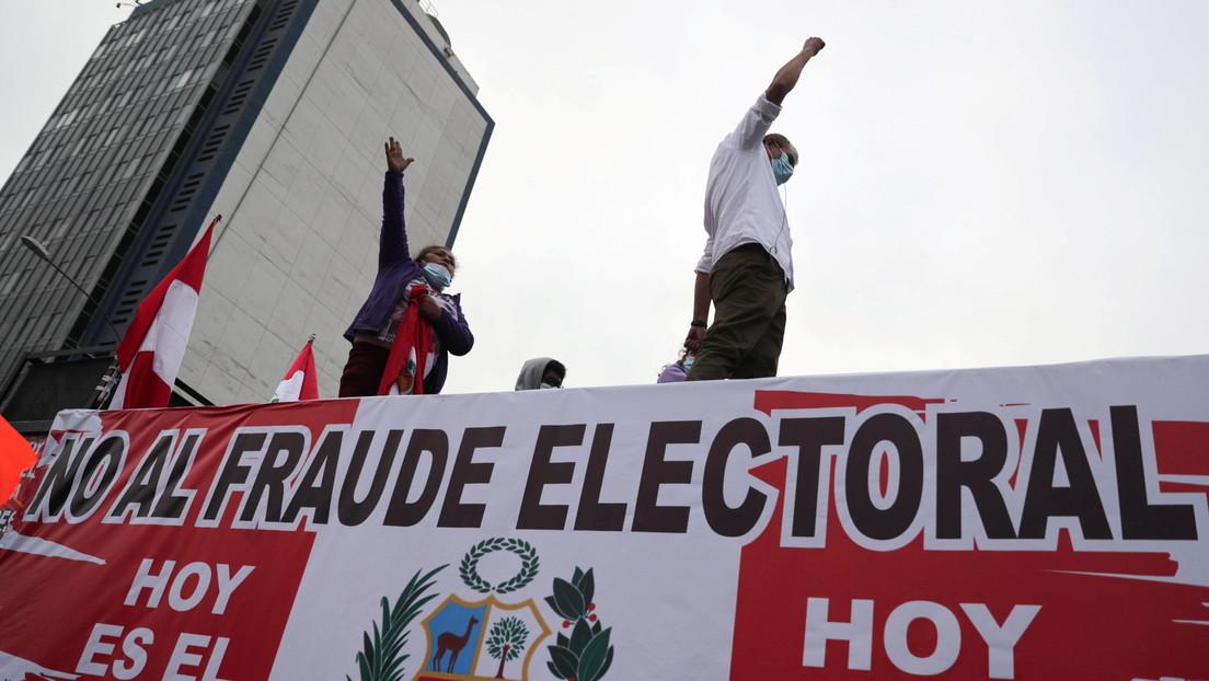 """""""Son un modelo de democracia en la región"""": el Departamento de Estado de EE.UU. felicita a Perú por las elecciones """"libres"""" y """"justas"""""""