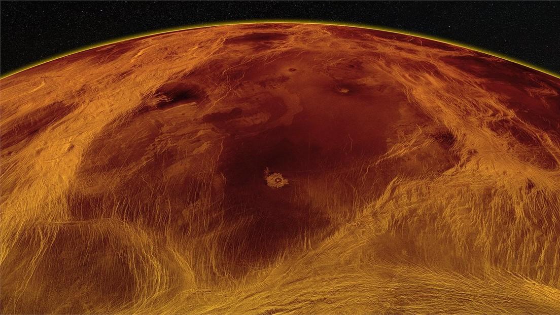 Científicos descubren una característica planetaria inesperada en Venus