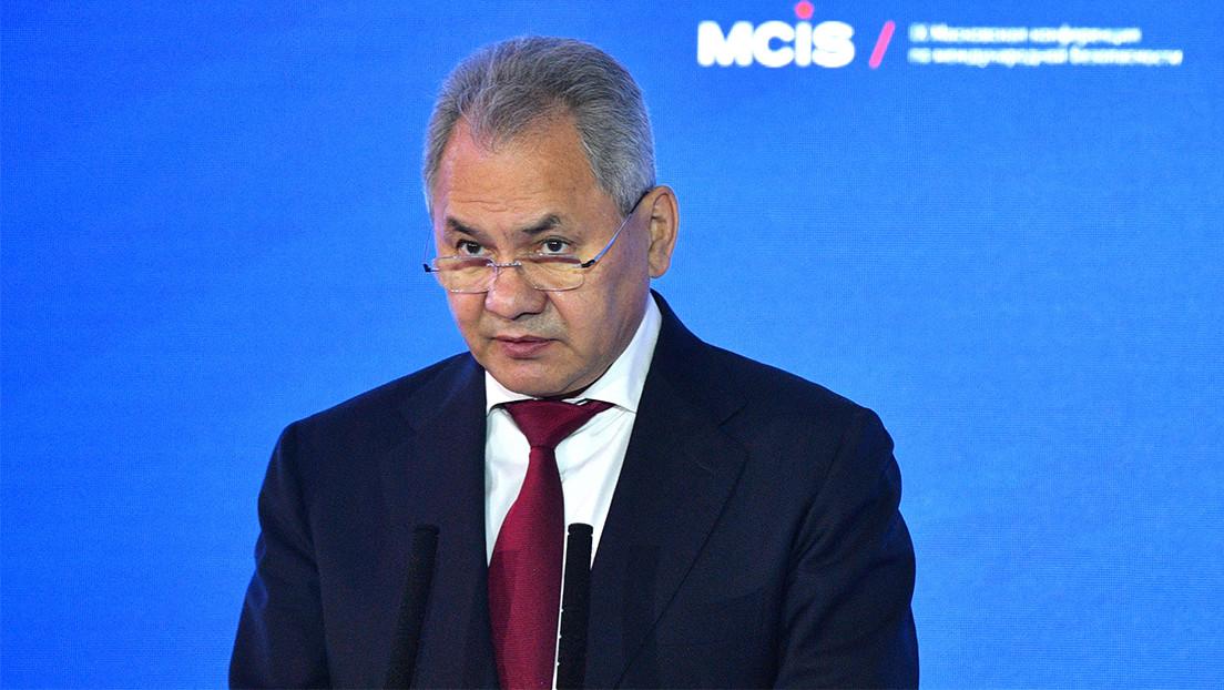 """Ministro ruso de Defensa: """"En los países de América Latina donde hay amenaza de terrorismo la ayuda rusa es requerida"""""""