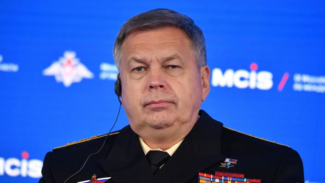 Estado Mayor General ruso: EE.UU. utiliza las supuestas amenazas china y norcoreana para promocionar sus armas y expandir su influencia