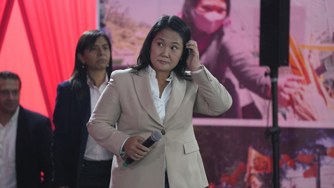 """""""¿Hasta cuándo va a seguir Keiko jugando a ser Trump?"""": La pregunta del director de HRW sobre las denuncias poselectorales en Perú"""