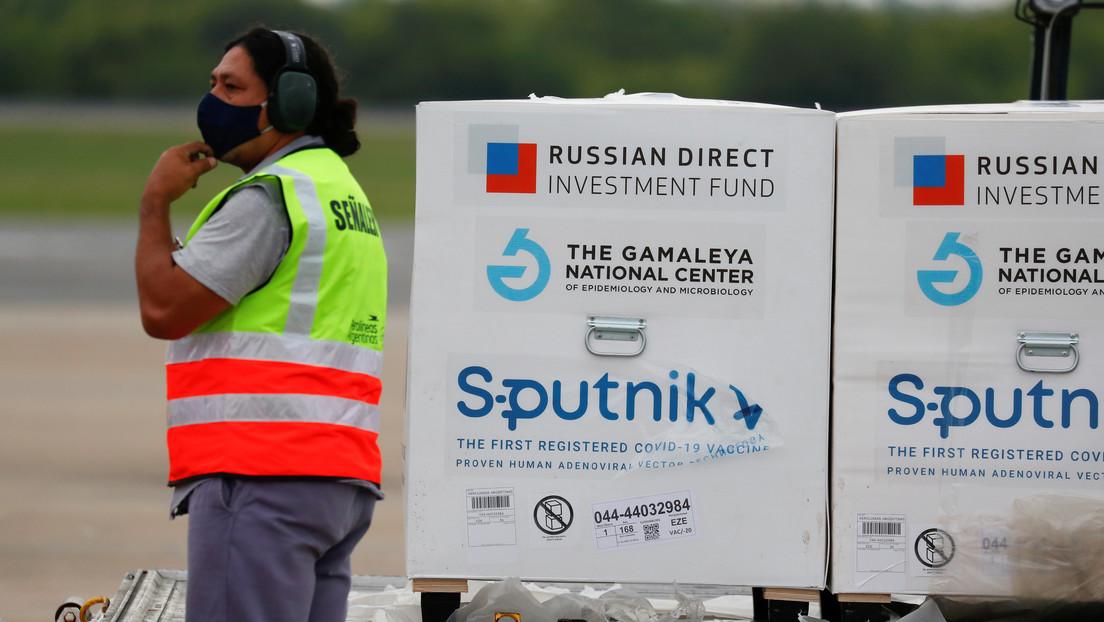 Moscú se pronuncia sobre los reportes acerca de una escasez de la vacuna Sputnik V en Argentina