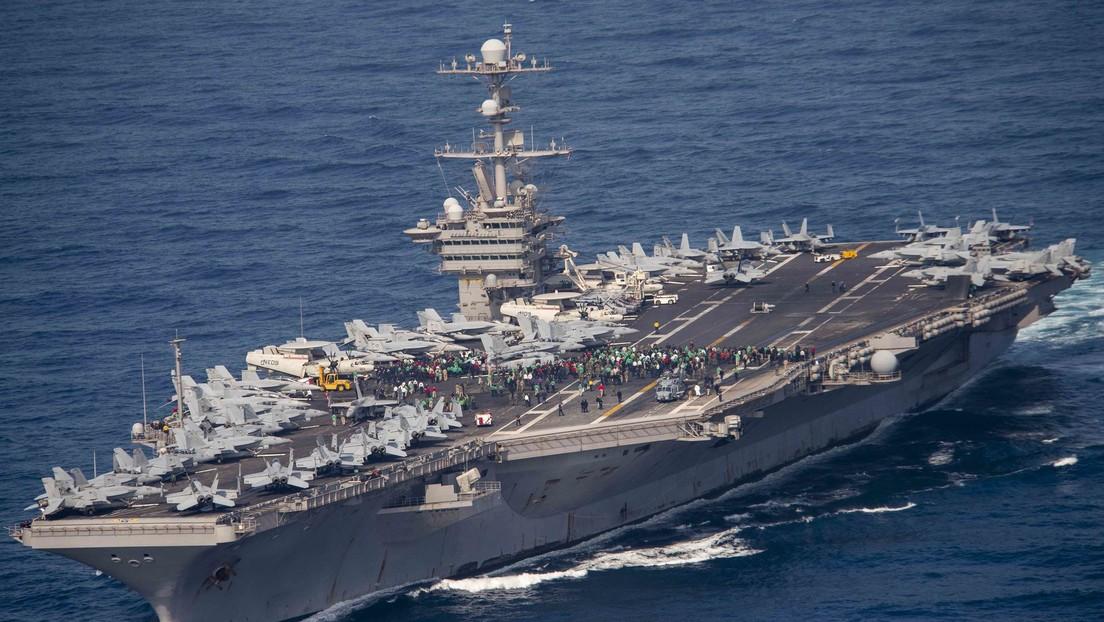 Más de 5.000 efectivos, 32 buques de guerra y 40 aeronaves participarán en los ejercicios organizados por Ucrania y EE.UU. en el mar Negro