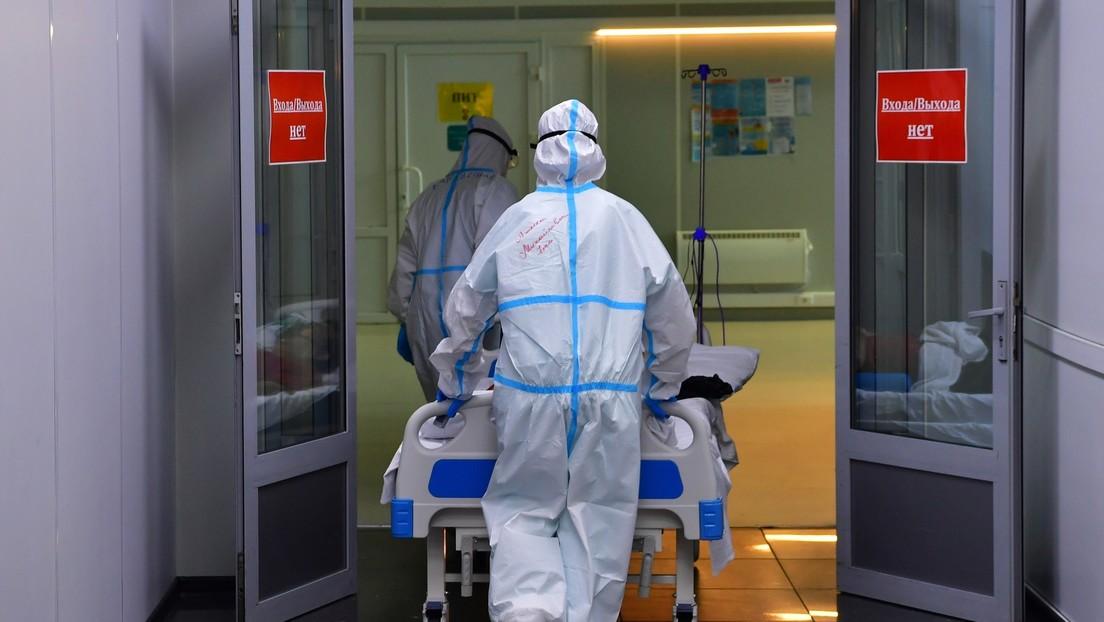 Moscú registra el mayor número de muertes por covid-19 en un día desde el inicio de la pandemia