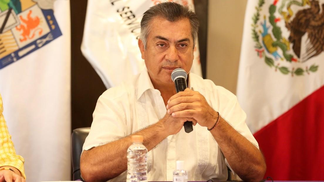 Un gobernador mexicano recomienda a la población no viajar por una carretera del norte del país ante la alarmante cifra de desapariciones