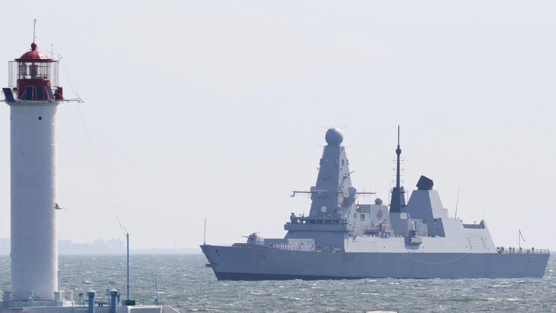 Rusia advierte a quienes recurran a provocaciones como la del destructor británico que las consecuencias pueden ser muy graves