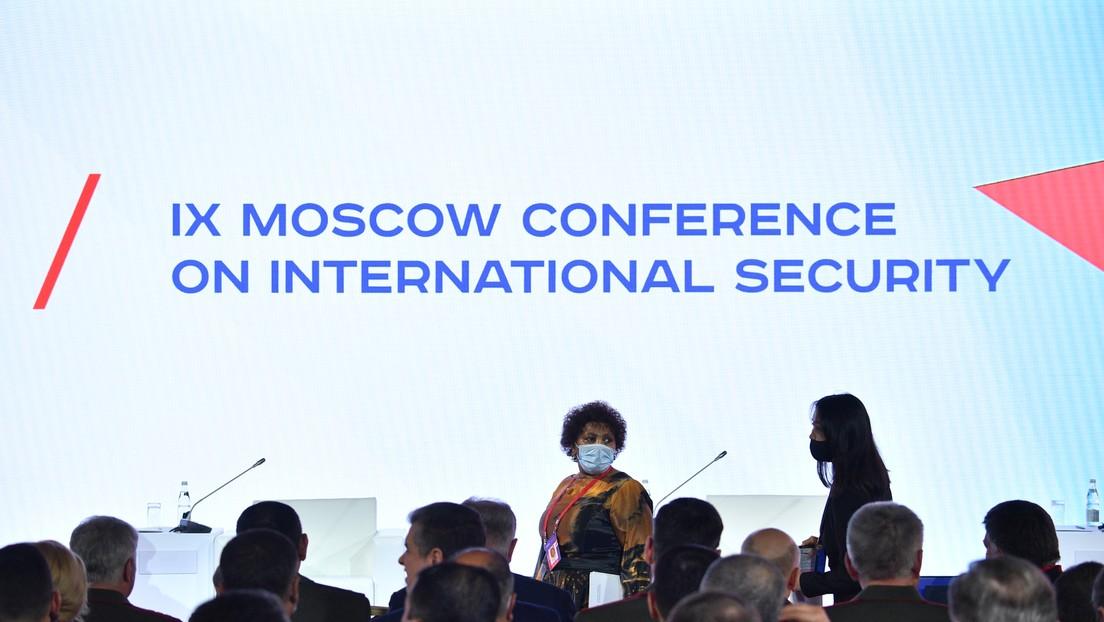 VIDEO: Moscú acoge el segundo día de la IX Conferencia de Seguridad Internacional