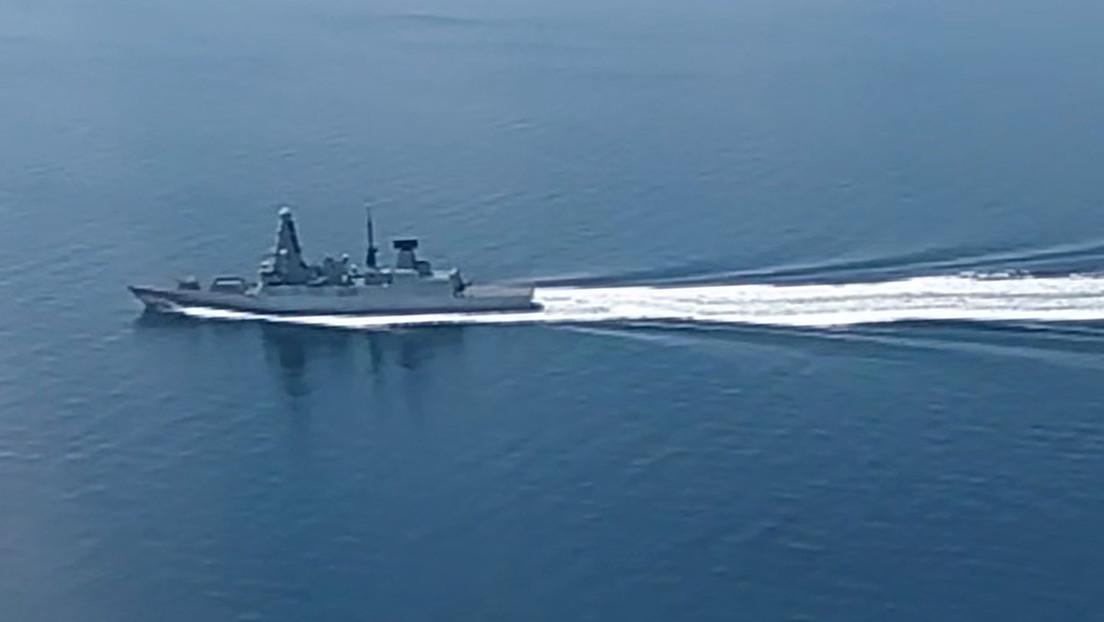 """Moscú: """"La región del mar Negro se convierte en un escenario de confrontación militar"""""""